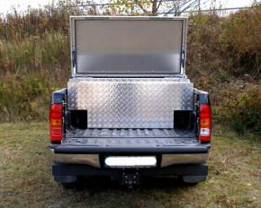 Pickup Box Modell Toyota Hilux