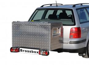 Anhängerkupplungs-Box Komplettsystem AHK